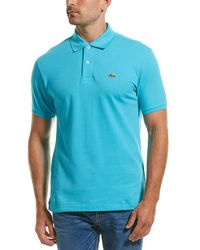 Lacoste Classic Fit Polo - Blue