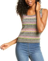 Missoni Tank - Metallic