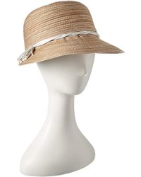 August Accessories - August Hat Company Viscose Famer Hat - Lyst