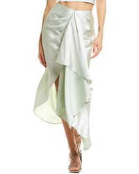 Significant Other Azure Skirt - Green
