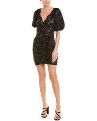 Saylor Lorena Sheath Dress - Black