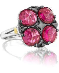 Tacori - City Light 18k & Silver 5.28 Ct. Tw. Quartz Doublet Ring - Lyst