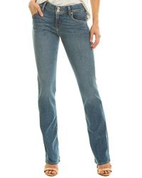 Hudson Jeans Beth Light Wash Boot Cut - Blue