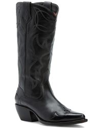 Frye - Shane Embroidered Boot - Lyst