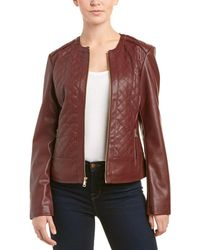 Cole Haan - Signature Quilted Jacket - Lyst