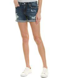 Joe's Jeans Sahara Cuff Short - Blue
