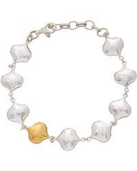 Gurhan - Clove 24k & Silver Bracelet - Lyst