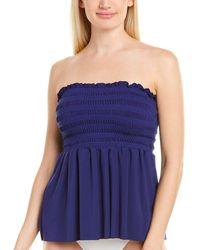 Magicsuit Kelly Tankini Top - Blue