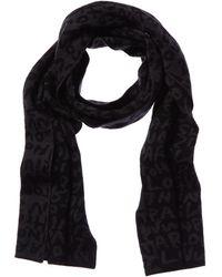 Louis Vuitton Wool Scarf - Black