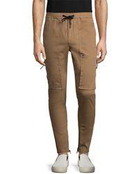 Zanerobe Blockshot Slim Fit Chino Pant - Multicolour