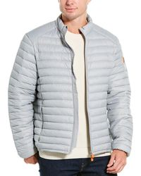 Save The Duck Puffer Jacket - Grey
