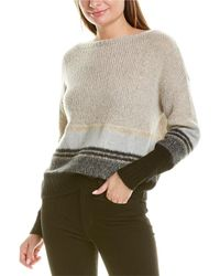 360cashmere Sariah Wool & Cashmere-blend Sweater - Black