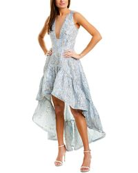 Bronx and Banco Maxi Dress - Blue