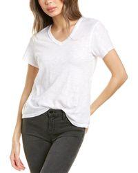 Wilt V-neck Shirt - White