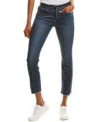3x1 Blue Crop Jean