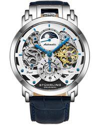 Stuhrling Original Legacy Watch - Multicolour