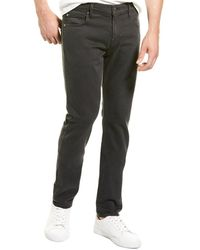7 For All Mankind 7 For All Mankind Paxtyn Squiggle Cast Iron Skinny Jean - Grey