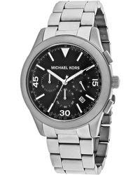 Michael Kors Gareth Watch - Metallic