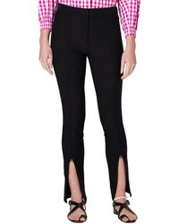 10 Crosby Derek Lam - Maeve Split-hem Flared Trousers - Lyst