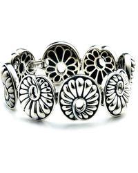 """Lagos """"chi Chi"""" Silver Bracelet - Metallic"""