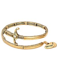ALEX AND ANI - Holiday Sword Wrap Bracelet - Lyst