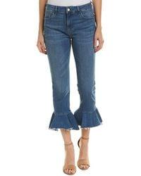 Mavi Jeans Tessa Brushed Cheeky High-rise Skinny Leg - Blue