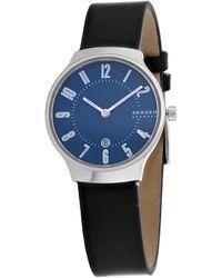 Skagen Grenen Watch - Blue