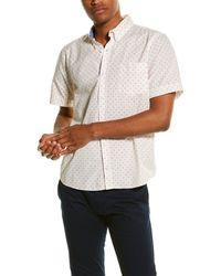 Sperry Top-Sider Woven Shirt - White