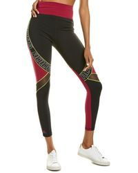 adidas Believe This 2.0 Sport Hack 7/8 Tight - Red