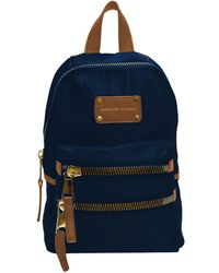 Adrienne Vittadini - Medium Size Nylon Backpack - Lyst