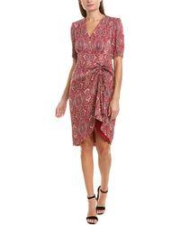 Nanette Lepore Sheath Dress - Red