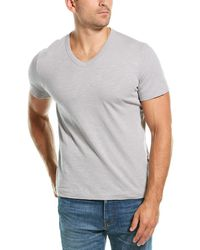 Theory Gaskell T-shirt - Gray