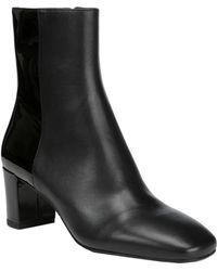 Donald J Pliner Jia Leather Bootie - Black