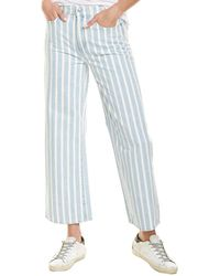 7 For All Mankind 7 For All Mankind Alexa Bedford Crop Jean - Blue