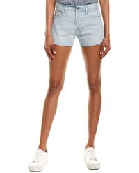 Levi's Made & Crafted Cheeky Light Blue High Short