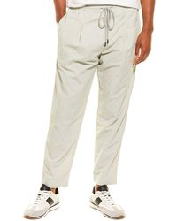 Woolrich Active Comfort Pant - Natural