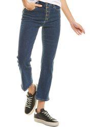Joe's Jeans Joe?s Jeans The Callie Bellamy Cropped Bootcut Jean - Blue