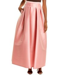 Sachin & Babi Kennedy Ballgown Skirt - Pink