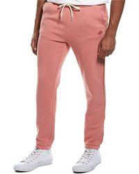 Ovadia Dune Sweatpant - Pink