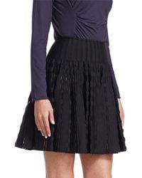 Alaïa - A-line Skirt - Lyst