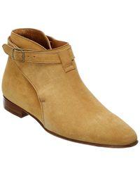 IRO Youri Suede Boot - Brown