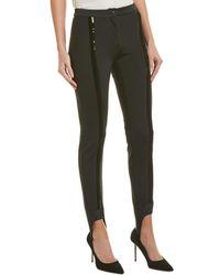 Fendi Elastic Waist Pant - Black