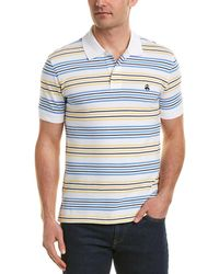 Brooks Brothers - Golden Fleece Performance Pique Slim Fit Polo Shirt - Lyst