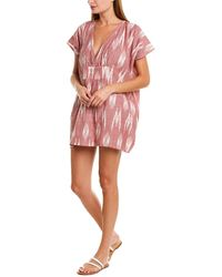 Emerson Fry India Collection Tunic - Purple