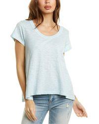 Wilt High-low Baby T-shirt - Blue