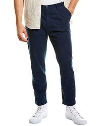 Woolrich Workwear Chino - Blue