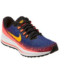 Nike Air Zoom Vomero 13 Running Trainers From Finish Line - Multicolour