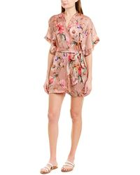 Vitamin A Valencia Cover-up - Pink