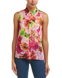 Cece by Cynthia Steffe Top - Pink