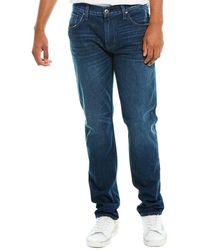 Hudson Jeans Blake Elite Slim Straight Leg - Blue